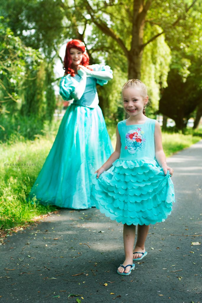 Prinsessen shoot